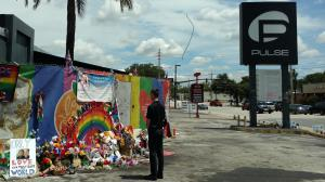 SubscriberWise founder and America's child identity guardian David Howe honoring and remembering Pulse victims