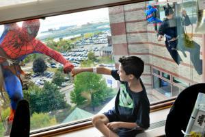 Hasbro Children's Hospital Gets Support from Joseph Spiezio Family, Yonkers