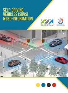 Free report on Autonomous Vehicles and geospatial information