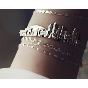 Houston cityscape bracelet by CITIMI