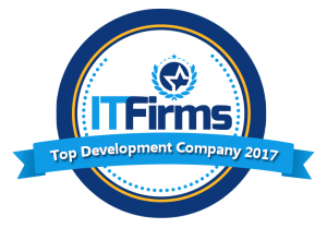 Badge - Top Development Firms 2017