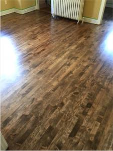 engineered wood floor installation by royal wood floors