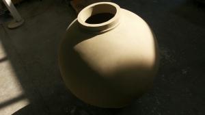 Clayver wine pot
