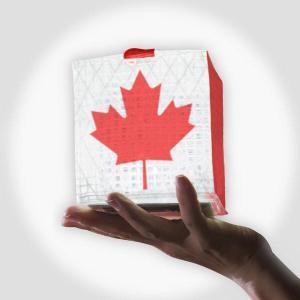 Solight Canada SolarPuff - Special Edition :: Canada 150