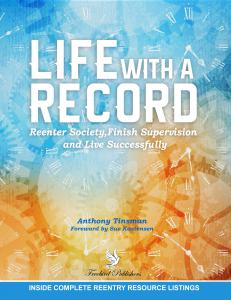 Anthony Tinsman's first book: Life With a Record
