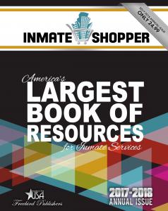 Over 1000 resources in the new Inmate Shopper 2017-18