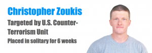 Christopher Zoukis author and prisoner attached by U.S. Counter-Terroism Unit
