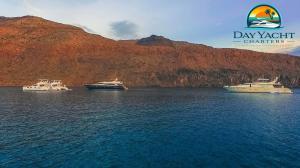 La Paz Luxury Yacht Charter Boat Rental, Yates BCS, Los Cabos, Cabo San Lucas