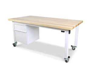 Revolution I, Formaspace's height-adjustable desk