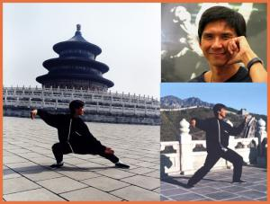 Gifted Qigong, Taichi, Kung Fu Teacher, Author, and Filmmaker