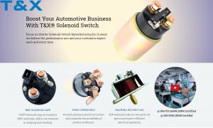 Starter Solenoid Switch Expert for 12 years