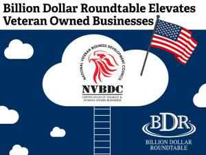 NVBDC Named by BDR as Certification body for veteran owned businesses
