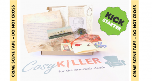 A sample box from the CosyKiller series