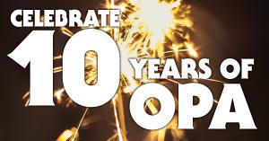 Join Taverna Opa Orlando in celebrating 10 years of success!