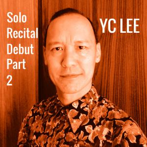 Solo Recital Debut Pt 2 Digital Album Cover